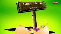 Birthday Songs For Kids HD | Vans Vans Vans | Most Popular Birthday Rhymes HD