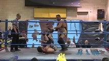 Colt Cabana VS. Chris Sabin - Absolute Intense Wrestling
