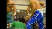 Kaentai DX vs Gran Hamada/Great Sasuke/Super Delfin/Gran Naniwa/??? (Michinoku Pro December 16th, 1996)