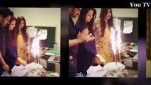 Humayun Saeed Wife Samina Saeed Birthday Video