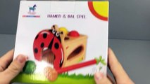 Baby toy learning video learn colors with wooden toys for babies toddlers preschoolers learn Colors