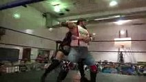 Colt Cabana Doesn't Like Your Jeans -Absolute Intense Wrestling