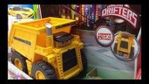 Cars 2 Micro Drifters Colossus XXL Car Chomping Dump Truck Eating Micro Drifters Disney Pixar Cars