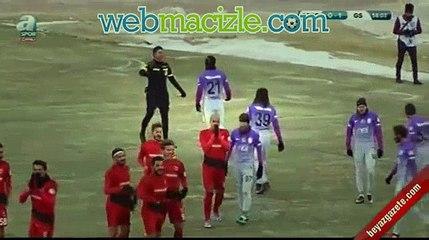 Erzincan Galatasaray: 1-1 Gol 'Cebrail Serçek' Penaltı (Ziraat Türkiye Kupası) | www.webmacizle.com