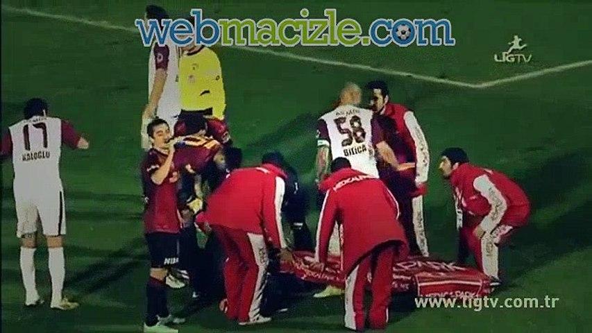 Melo Penaltı Kurtarıyor   Elazığ   Galatasaray Maçı   YouTube | www.webmacizle.com