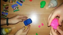 Sugar Truck with Play Doh - Sweety Truck for Sweety Kids