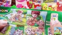 Play Doh Peppa Pig Surprise Eggs My Little Pony George Dinosaur Play Dough Kinder Eggs Peppa Toys