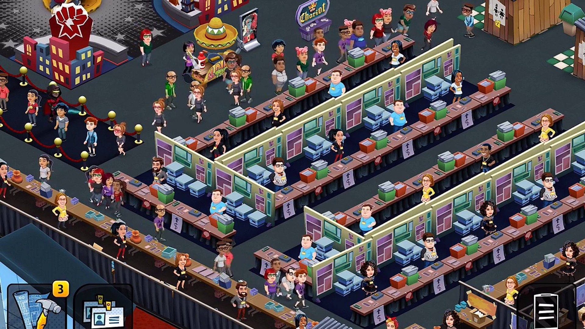 Con Man The Game on Android Official Trailer Top Android Games