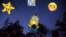 Twinkle Twinkle Little Star Nursery Rhymes Minion And The Star Baby Song