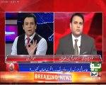 Javed Hashmi Apni Beti Ko PML-N Ka Ticket Dilwana Chahtay Hain- Fawad Chaudhry
