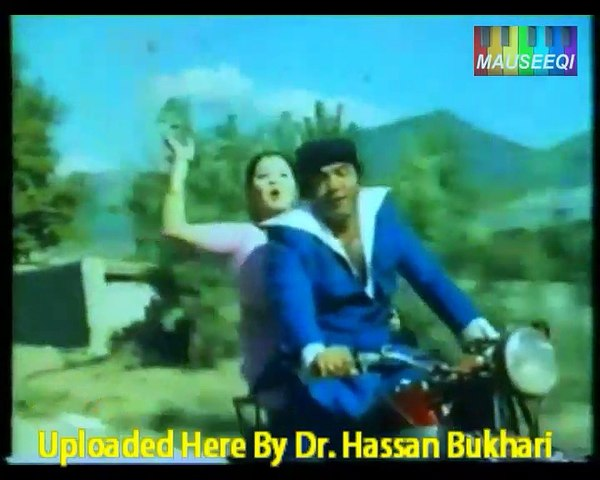 Sathi Mujhay Mil Gaya - Jasoos - Track 26 of DvD A.Nayyar Duets with Original Audio Video