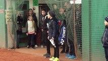 Tennis - Open 10-12 ans - L'Allemand Marc Majdandzic, futur star, enchante à Boulogne-Billancourt
