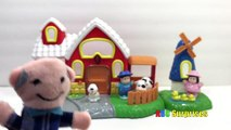 Old Macdonald Had a Farm Sing A-Long Kids Nursery Rhymes & Songs Learn Animals with Finger Puppets
