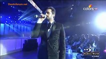 Atif singing Kamre vich vaari aey in Surkshetra - video