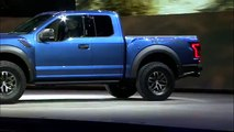 2015 Detroit Auto Show Ford GT Supercar, 2016 Shelby Mustang & 2017 Raptor  Vehicle Reveals  Ford