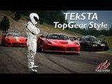 Assetto Corsa - Top gear style