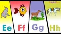 A is for Apple for Children | Phonics Alphabet Song for Children