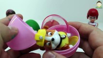 Paw Patrol Play Doh Surprise Eggs Rubble Paw Paw Patrol Marshall Rocky Ryder Rubble Paw Patrol Toys