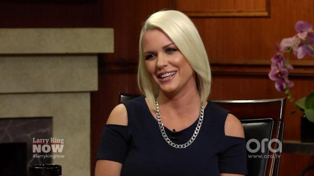 Carrie Keagan opens up about her family
