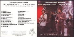 Rolling Stones - bootleg Get satisfaction...if you want 1963-1965