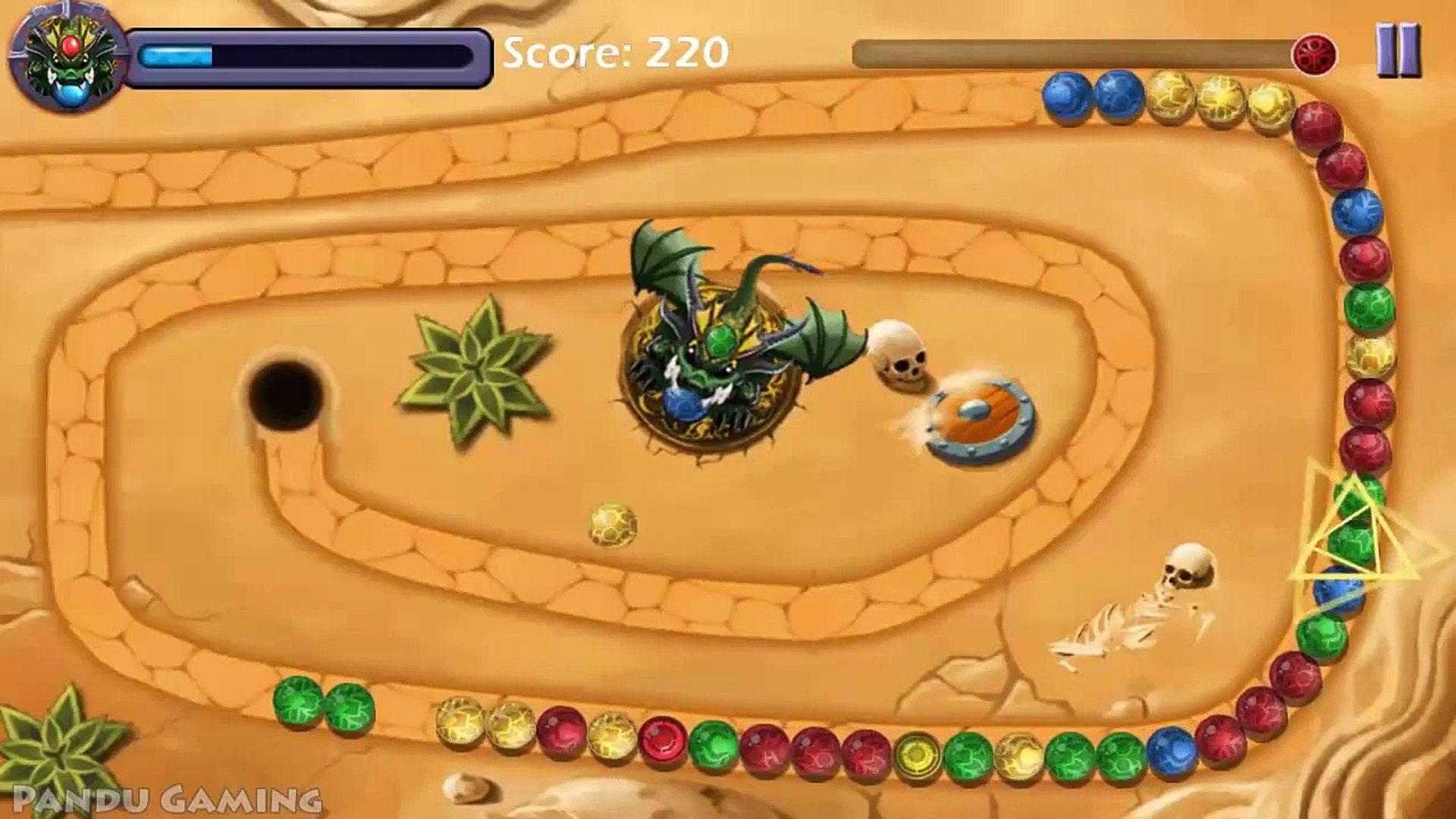 Dragon Marble Crusher - Gameplay Walkthrough - Level 1-5 | PART 1 iOS/Android
