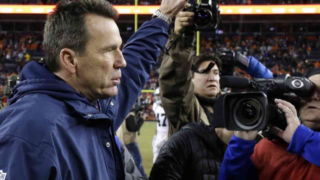 AP: Kubiak Quits, Kelly & McCoy Fired