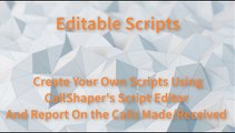 Script Writing - Callshaper's Hosted Predictive Dialer Cloud Based - Cloud Contact Center Solutions