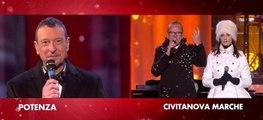 Bufera per il concerto di Capodanno di Gigi D'Alessio e di Rai 1: tutti hanno notato che i cantanti di Canale 5 e de L'anno che verrà erano...