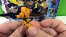 HALO MEGA BLOKS 97449 UNSC Flame Warthog - Surprise Egg and Toy Collector SETC