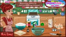Saras Cooking Class Online Games | Spooky Cake Girl Game Videos | Saras Cooking Class Owl Cake