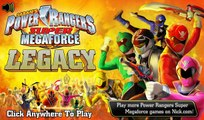Power Rangers Super Megaforce Legacy - Red Ranger