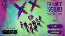Suicide Squad: Special Ops Gameplay iOS / Android