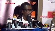 """L'équipe national c'est un drapeau, c'est un maillot, c'est aussi une appartenance à une nation...."""" (Aliou Cissé)"""