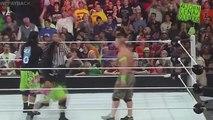 WWE John Cena vs Bray Wyatt Last Man Standing Match Bray Wyatt almost died