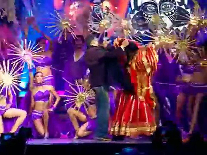 Salman Khan & Govinda's performance Award Show