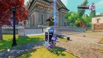 Disney Infinity 1.0 Gold Edition | Monsters University | Bat-Winged Bush Battle