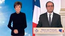 Catherine Laborde, François Hollande : destins croisés