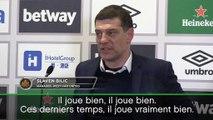 "Transferts - Bilic : ""Nous voulons garder Payet"""