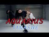 AQUARIUS - TINASHE / JIN LEE CHOREOGRAPHY