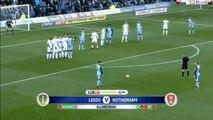 Leeds United v Rotherham United 2nd January 2017
