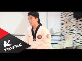Punch x Silento - SPOTLIGHT Taekwondo ver. / 펀치 x 사일렌토 태권도 버전