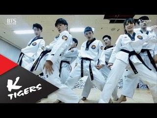 BTS(방탄소년단) _ FIRE (불타오르네) Taekwon ver.