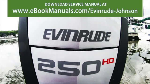 Evinrude ETEC G2 Test Drive