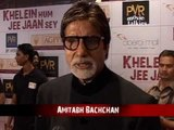 Amitabh: 'We're enjoying freedom today coz' of freedom fighters only!'