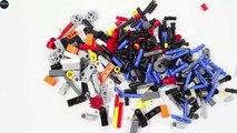 Lego Technic: Lego Race Kart - Lego Building Guide/ Guide bâtiment Lego - courses de rue