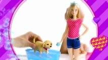 Mattel | Barbie Perrito Chip Chap | Barbie Splish Splash Pup | DGY83 | TV Toys
