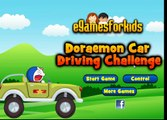 Doraemon Car Driving Challenge Game Play HD - Kids Car Games
