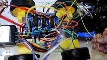 Control an RC car with a PS3 controller, Arduino UNO, USB
