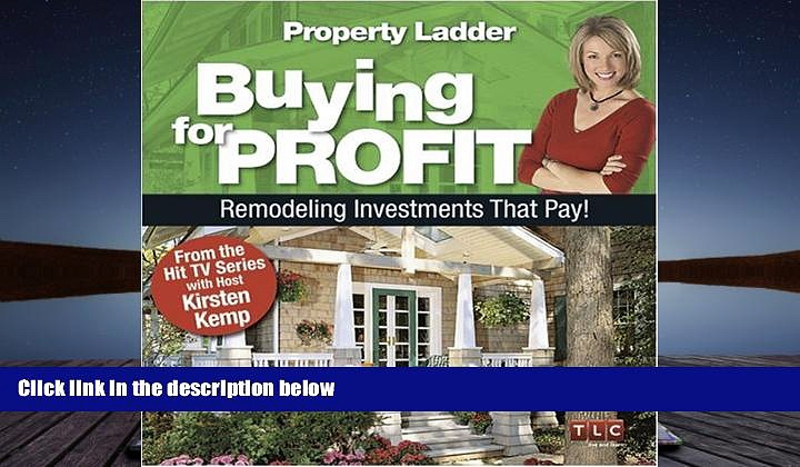 EBOOK ONLINE Buying for Profit (Property Ladder) READ ONLINE