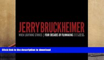 [PDF]  Jerry Bruckheimer: When Lightning Strikes - Four Decades of Filmmaking (Disney Editions